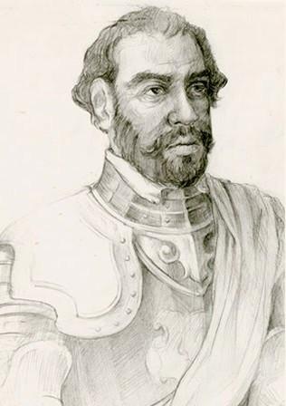 GONZALO GUERRERO (1470-1536)