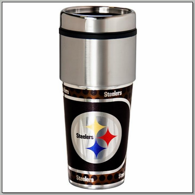 Steelers Travel Coffee Mug