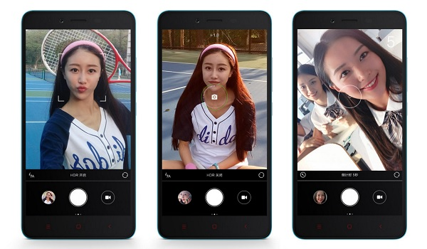 Fitur Kamera Xiaomi Redmi Note 2