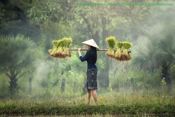 Pentingnya Memahami Gender Dalam Dunia Pertanian