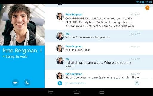 Skype 5.2