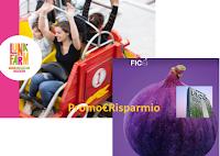 """Logo Fico EatalyWorld : registrati e ricevi in omaggio un percorso """"Le Emozioni del Gusto''"""