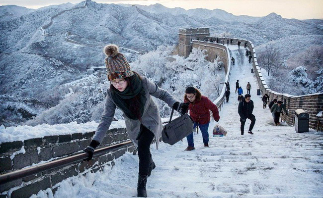www.xvlor.com Great Wall of China is bastion of defense to deter the northern invaders