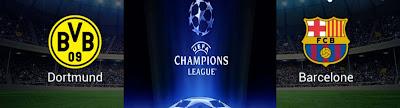 FC Barcelone vs Brussia Dortmund en direct : la Ligue des Champions d'Europe