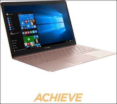 Rose Gold Laptop