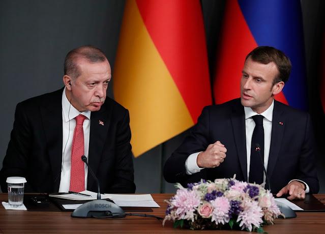Τι να περιμένουμε από τον Μακρόν στην αποθράσυνση Ερντογάν;