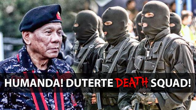 16a607e6b Duterte Death Squad, BUBUOIN pantapat sa grupo ng NPA! - PHILIPPINE ...