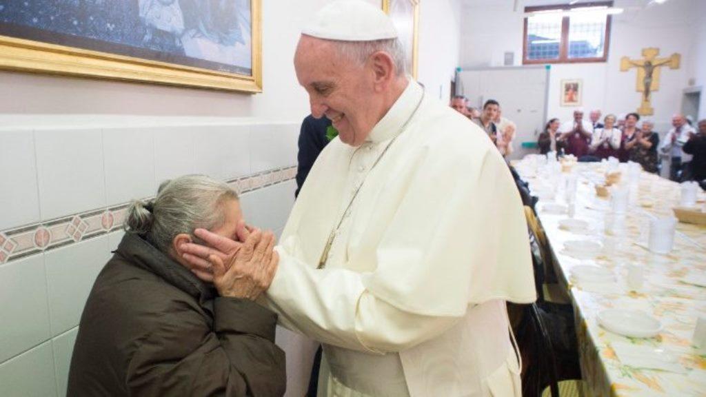 Pesan Paus: Hari Orang Sakit Sedunia 2018