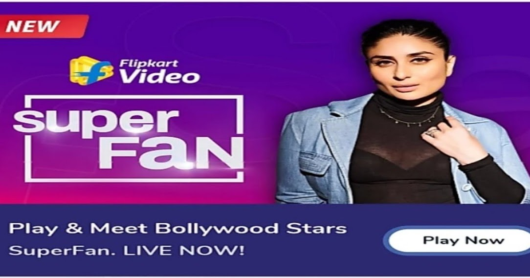 Flipkart Super Fan Game Answers Win Assured Gift Voucher And Meet Bollywood Stars Free Stuff Contests Deals Giveaways Free Samples India