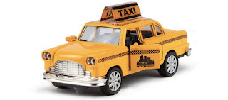 Taxi di Purbalingga