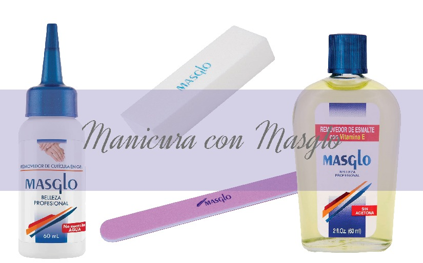productos masglo para manicura