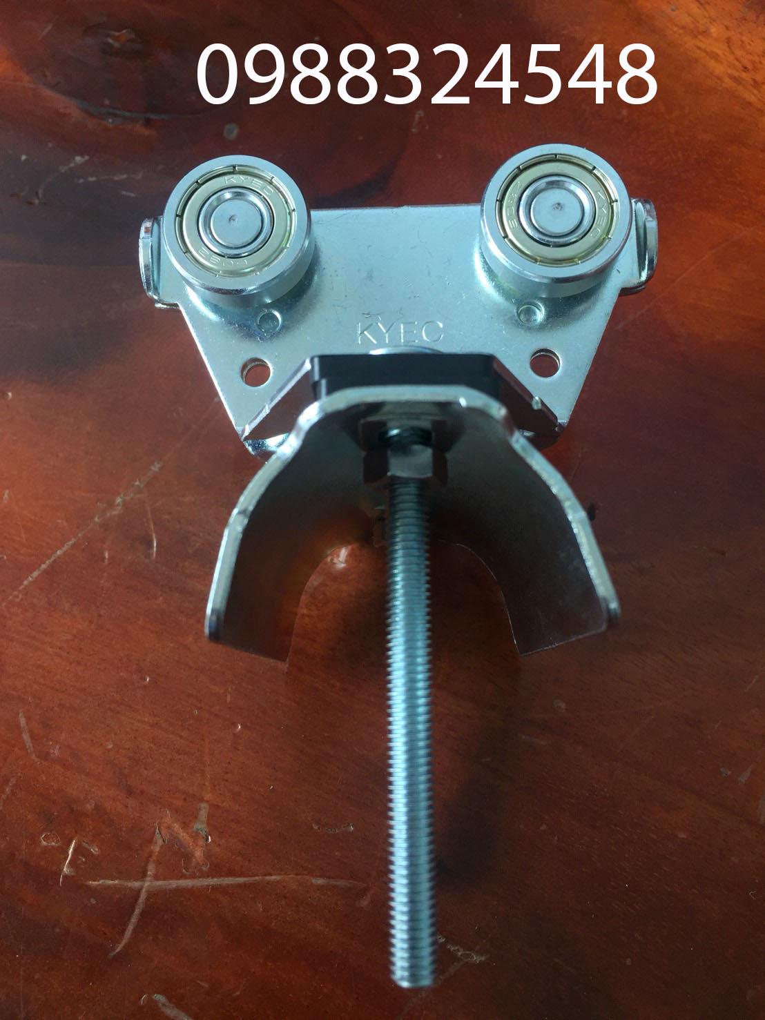 Ròng rọc sắt kéo cáp dẹt ray C