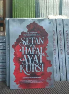 Buku SETANPUN HAFAL AYAT KURSI Toko Buku Aswaja Surabaya
