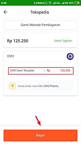 Bayar dengan OVO