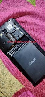 Smartphone rusak