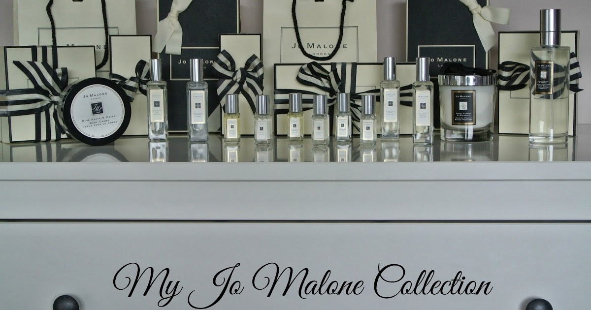 my jo malone collection what laura loves. Black Bedroom Furniture Sets. Home Design Ideas