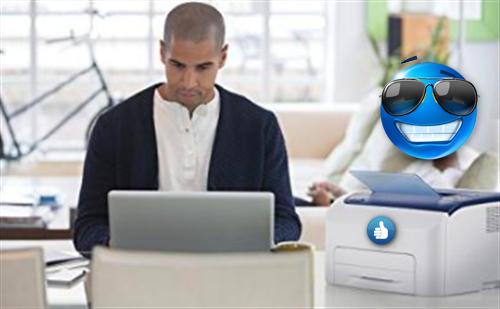 Xerox Phaser 6022 NI Wireless Color Laser Printer