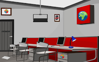 Quicksailor Gaming Apps: Escape Game-Messy Office Room