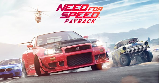 Need For Speed: Payback PC Game Highly Compressed (100% working)