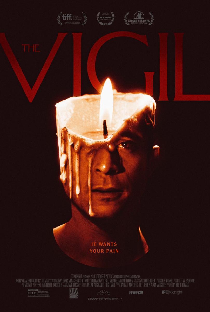 Download The Vigil (2019) Full Movie in Hindi Dual Audio BluRay 720p [700MB]