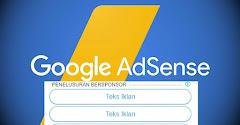 Cara Buat Iklan Link Adsense Responsive Untuk Meningkatkan Penghasilan