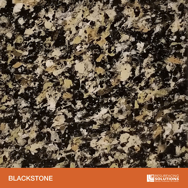 Resurfacing Solutions Knoxville Faux Granite Countertop Color Sample 10