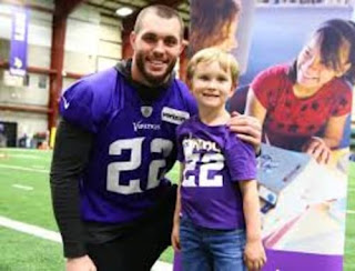 Smith With Young Fan