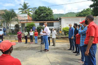 Activan Plan de Gasificación directa en el estado Miranda