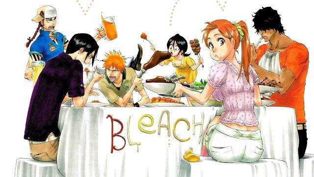 En que manga continua el anime Bleach