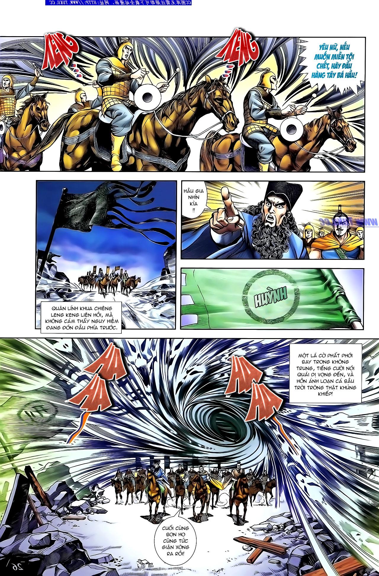 Cơ Phát Khai Chu Bản chapter 133 trang 19