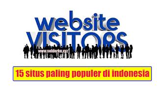 situs paling populer di indonesia
