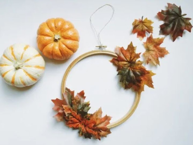 DIY fall crafts. Unique fall crafts for adults. DIY Boho Autumn Crafts. DIY bohemian crafts. Boho Chic Autumn Decor,