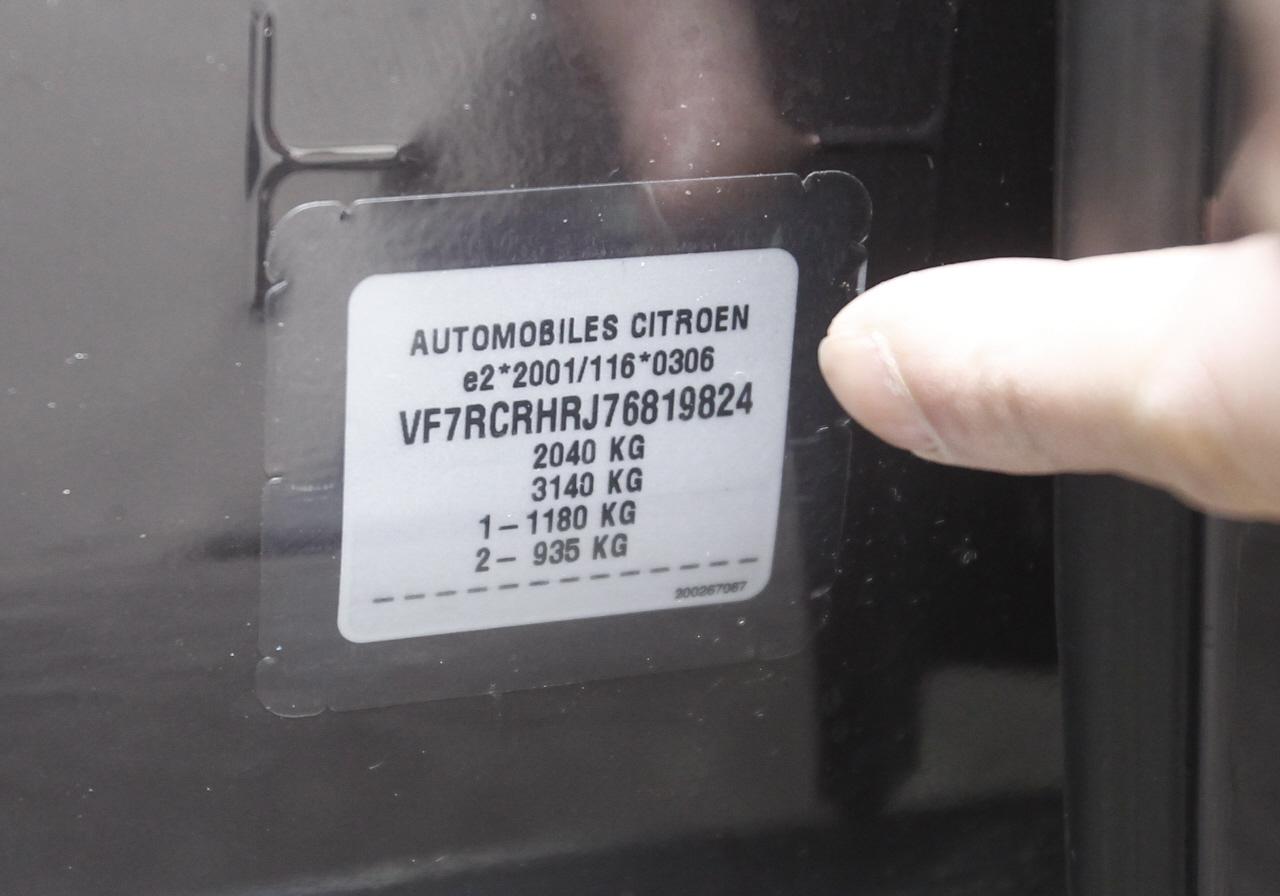 Qu'est-ce que le code VIN d'un véhicule ?