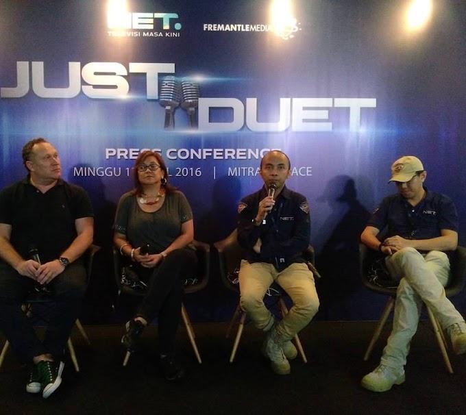 Just Duet, Tak Hanya Kompetisi Juga Menciptakan Karya Dengan Kolaborasi