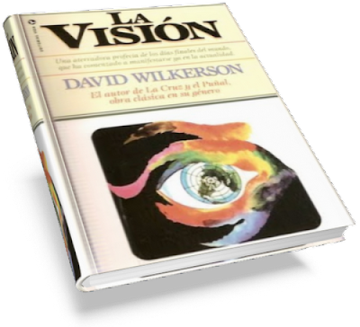 Book the vision by david wilkerson