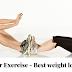 Pelvic floor exercise   Best weight loss pills 2019 – Full Guide.