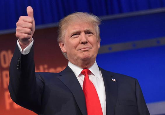USA 2016: 'I am the law and order candidate' – Trump