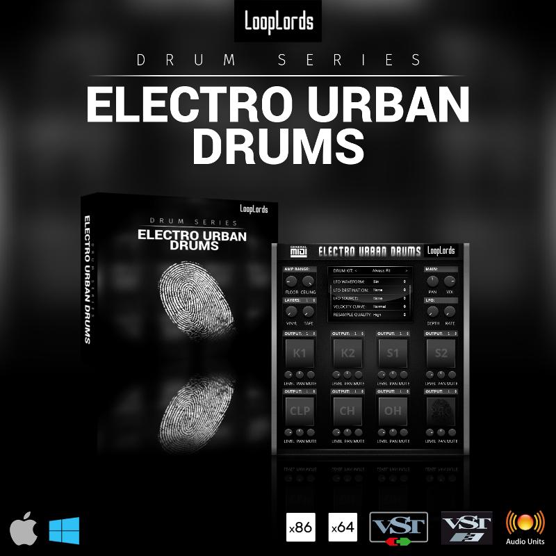 LoopLords: Electro Urban Drums