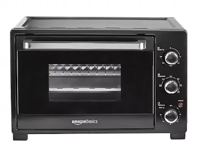 AmazonBasics 30L Oven Toaster Grill | Best OTG for Baking In India | Best OTG in India Reviews