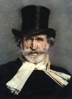 Boldoni's portrait of Giuseppe Verdi is housed in Rome's National Gallery of  Modern Art