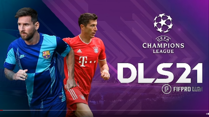 Dream League Soccer 2021 UCL Mod Download For Android (Apk+Data+Obb) Unlimited Free Coins
