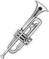 Trompet boyama kitabı