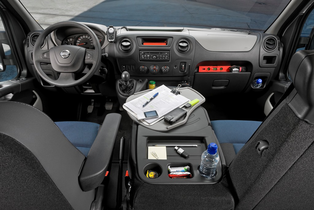 84795 1 5rs Το Νέο Nissan NV400 θα χωρέσει όλη την επιχείρηση σου Nissan, Nissan NV400, Επαγγελματικά