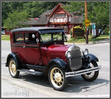 History of the First Automobiles