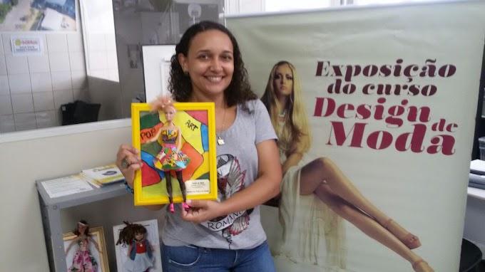 Estudante de Design de Moda, representará a Bahia em Reality Fashion no Paraná