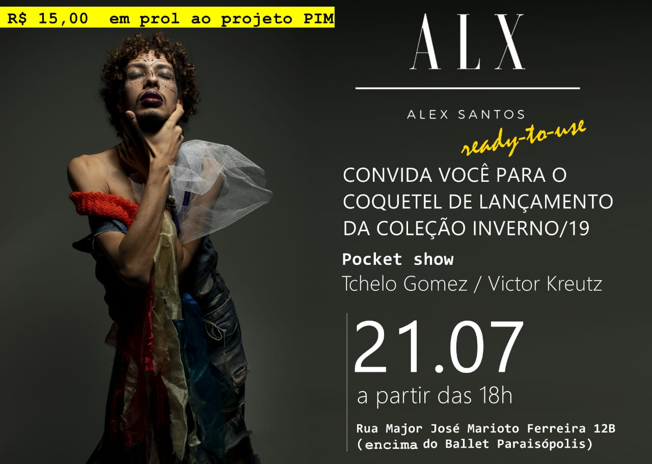 LANÇAMENTO ALX READY - TO - USE
