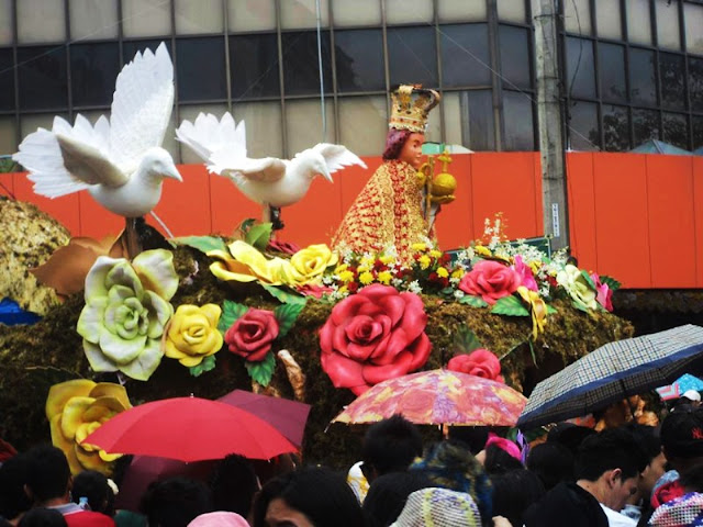 Sinulog Float Entry - Sinulog 2014