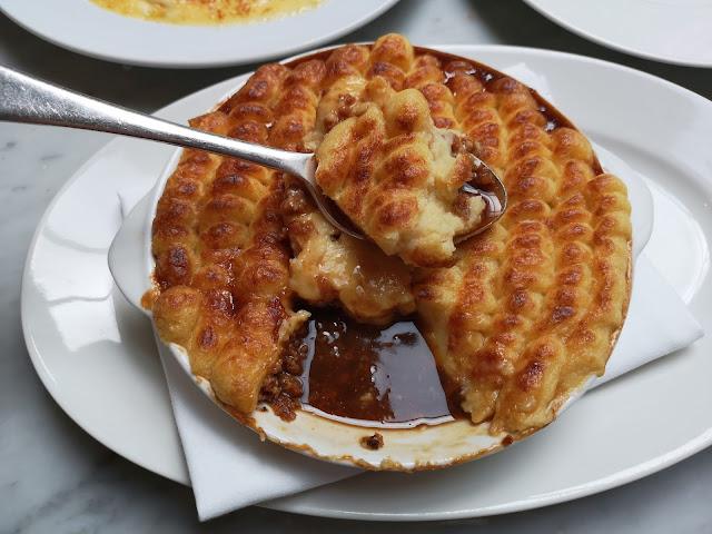 Mr Lamb' Sheperd's Pie