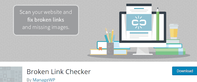Broken Link Checker wordpress seo