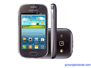 Cara Flashing Samsung Galaxy Fame GT-S6810